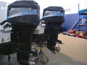 Repower Thunder Marine