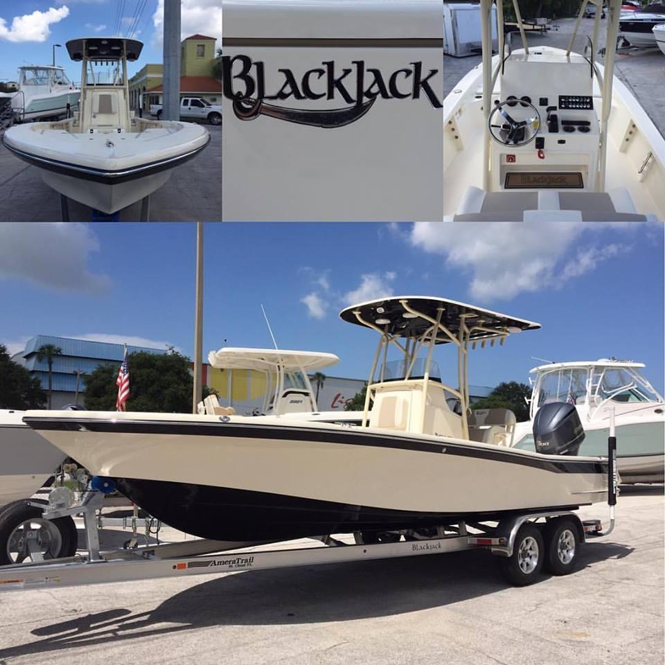 BlackJack 256 Bay Boats, IMG of Tampa Bay