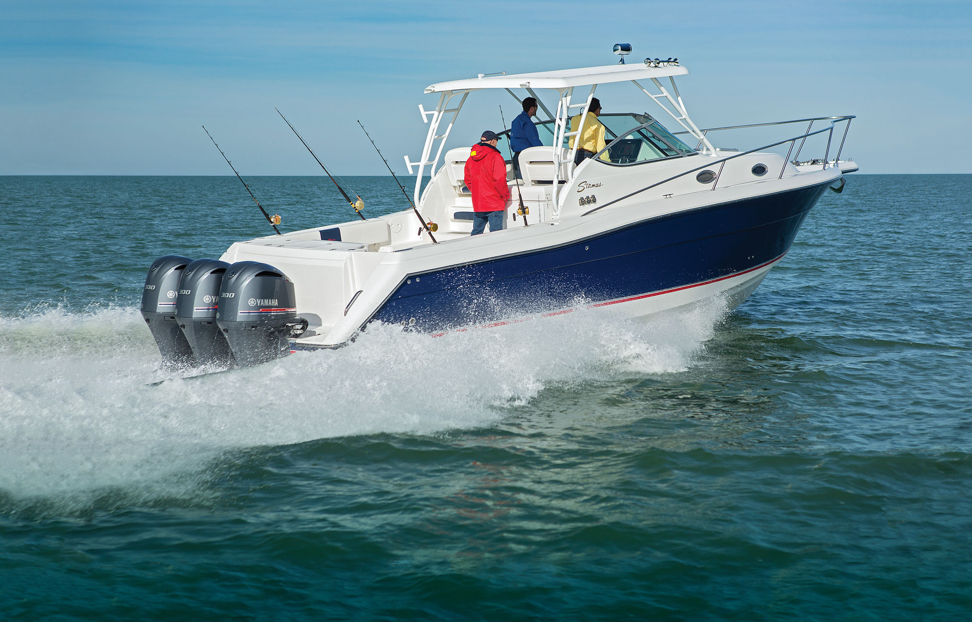 Stamas, Aegean, 39' Center Console, Factory Direct, IMG of Tampa Bay