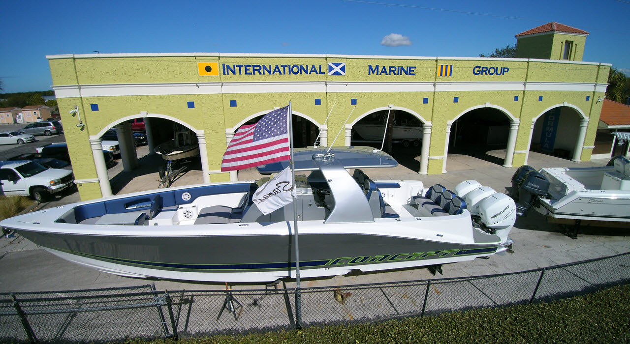 IMG of Tampa Bay, Water Front Facility, Bay Pines Blvd, International Marine Group